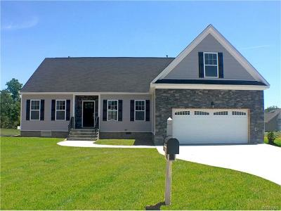 Chesterfield VA Single Family Home For Sale: $324,925