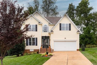 Chesterfield VA Single Family Home For Sale: $290,000