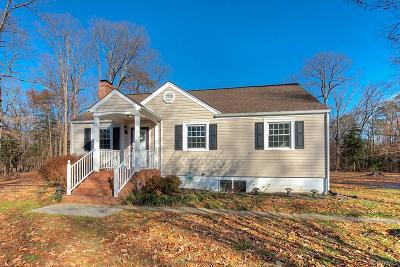 Henrico Single Family Home For Sale: 10585 Greenwood Road