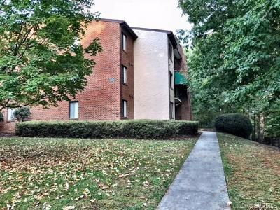 Henrico Condo/Townhouse For Sale: 1501 Thistle Road #301