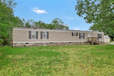Powhatan County Single Family Home For Sale: 1011 Evans Road