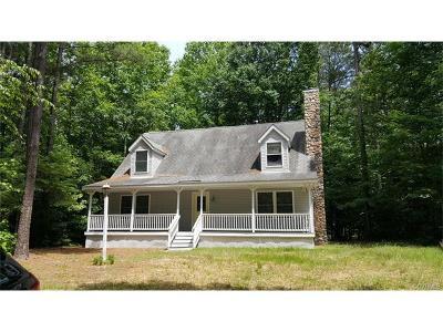Zuni VA Single Family Home For Sale: $299,900