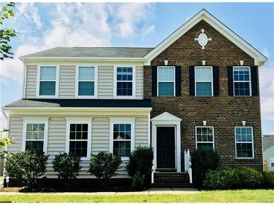 Henrico Single Family Home For Sale: 3305 Macallan