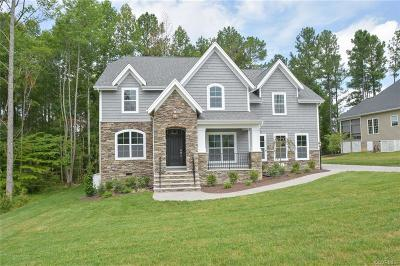Chesterfield County Single Family Home For Sale: 4612 Easter Road