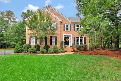 Chesterfield VA Single Family Home For Sale: $319,950