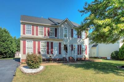 Glen Allen Single Family Home For Sale: 9412 Telegraph Run Lane