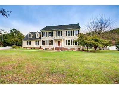Manakin Sabot Single Family Home For Sale: 2385 Wheatlands Drive