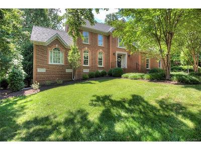 Chesterfield County Rental For Rent: 2516 Hartlepool Lane