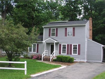Hopewell VA Single Family Home For Sale: $118,000