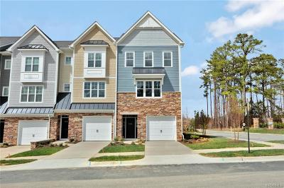 Henrico County Condo/Townhouse For Sale: 11102 Swanee Mill Trace #C-4