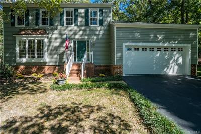 Chesterfield VA Single Family Home For Sale: $259,950