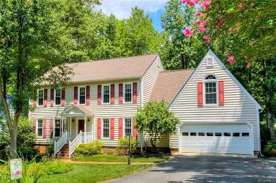 Chesterfield VA Single Family Home For Sale: $400,000