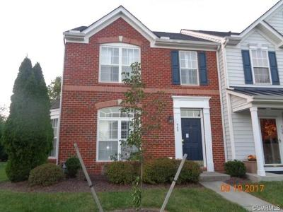 Henrico Condo/Townhouse For Sale: 960 Wellston Court #960