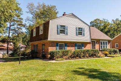 Mechanicsville Single Family Home For Sale: 9160 Robin Ridge Drive