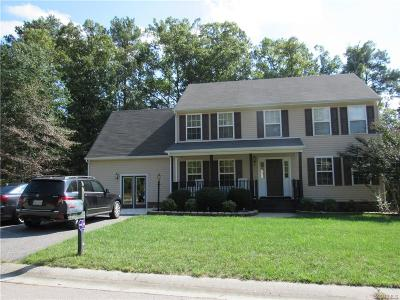 Chesterfield VA Single Family Home For Sale: $254,950