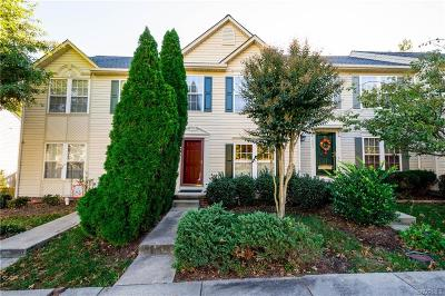 Henrico County Condo/Townhouse For Sale: 2805 Queensland Drive #2805