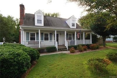 Mechanicsville Single Family Home For Sale: 6349 Chenault Way