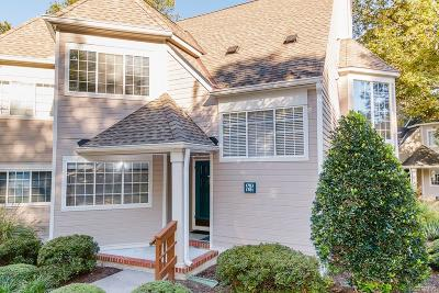 Henrico County Condo/Townhouse For Sale: 1781 Raintree Commons Drive #1781