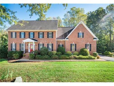Henrico Single Family Home For Sale: 2704 Logan Estates Run
