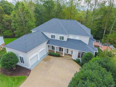 Henrico County Single Family Home For Sale: 10805 Cherry Hill Drive
