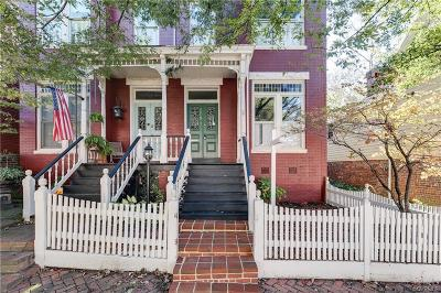 Richmond Single Family Home For Sale: 209 North 25th Street