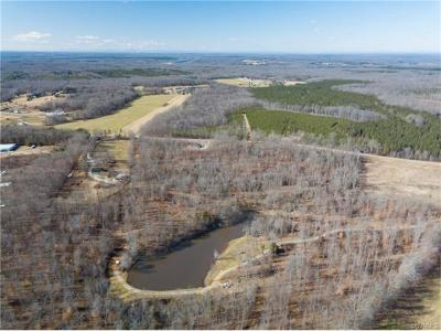 Powhatan Residential Lots & Land For Sale: 3270 Maidens Road