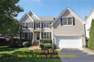 Chesterfield County Single Family Home For Sale: 1525 Lundy Terrace