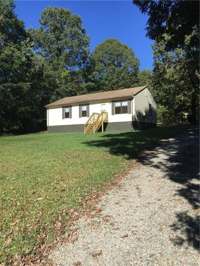 Cumberland County Single Family Home For Sale: 378 Anderson Highway