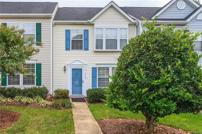 Henrico County Condo/Townhouse For Sale: 10725 Berman Court #10725