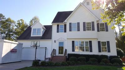 Henrico County Single Family Home For Sale: 5417 Jones Mill Drive