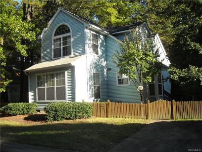 Henrico Condo/Townhouse For Sale: 1729 Timberly Waye #1729