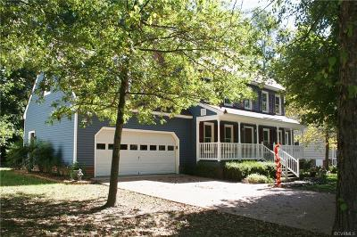 Midlothian Single Family Home For Sale: 1531 Crawford Wood Drive