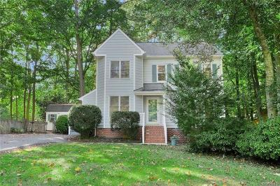 Midlothian Single Family Home For Sale: 7112 Branched Antler Circle