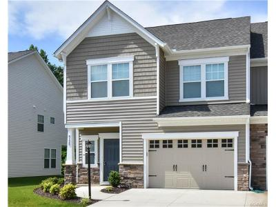 Mechanicsville Single Family Home For Sale: 8128 Marley Drive