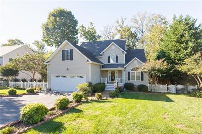 Chesterfield County Single Family Home For Sale: 11612 Nevis Drive