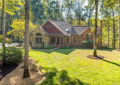 Chesterfield Single Family Home For Sale: 10412 Spring Run Road