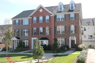 Henrico County Condo/Townhouse For Sale: 3900 Pumpkin Seed Lane #3900