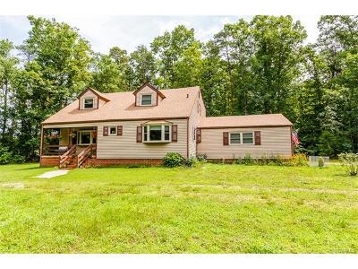 Hanover Single Family Home For Sale: 282 Liberty Tree Lane