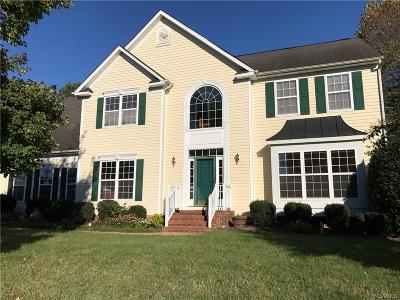 Henrico Single Family Home For Sale: 8004 Arbor Glen Place