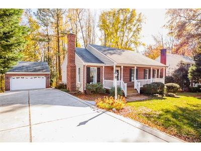Mechanicsville Single Family Home For Sale: 9050 Fayemont Drive