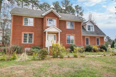 Chesterfield County Single Family Home For Sale: 5049 Lippingham Drive