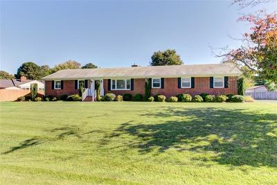 Mechanicsville Single Family Home For Sale: 7396 Addie Drive