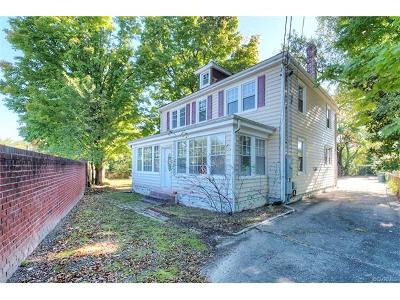 Henrico Single Family Home For Sale: 8527 Mark Lawn Drive