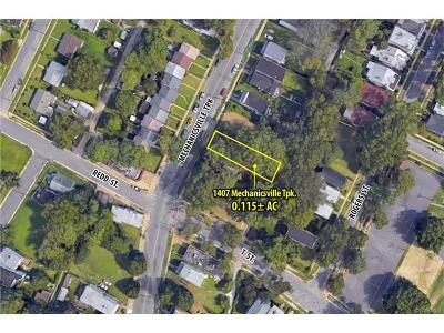 Richmond Residential Lots & Land For Sale: 1407 Mechanicsville Turnpike