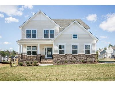Chesterfield County Single Family Home For Sale: 1813 James Overlook Drive