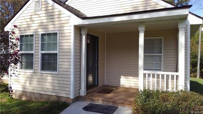Powhatan Single Family Home For Sale: 3820 Howell Road