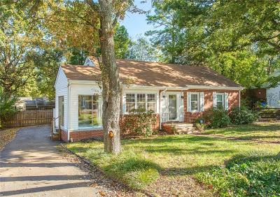 Henrico Single Family Home For Sale: 8902 Penguin Road