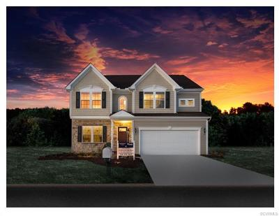 Chesterfield VA Single Family Home For Sale: $294,990