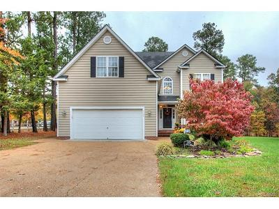 Glen Allen Single Family Home For Sale: 5329 Jacobs Creek Drive