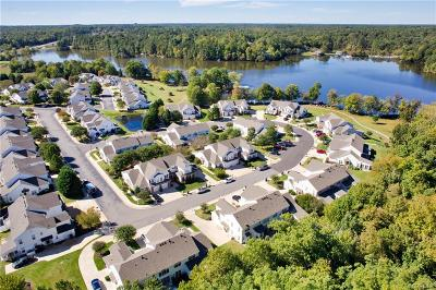 Midlothian Condo/Townhouse For Sale: 6431 Lookout Point Circle #54